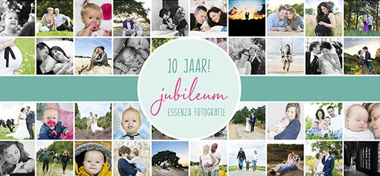 10 jaar jubileum essenza fotografie