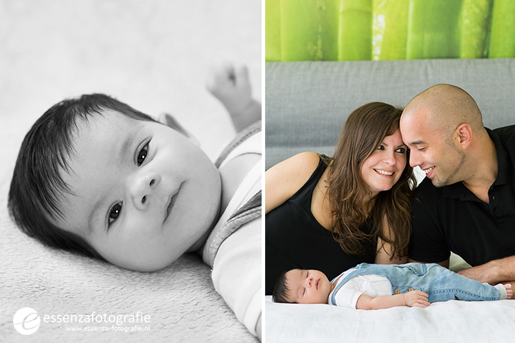 Baby fotoshoot Zwolle