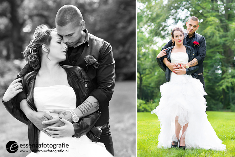 bruidsfotograaf Landgoed Klarenbeek