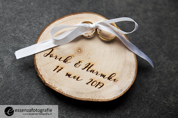 Ringen bruidsreportage