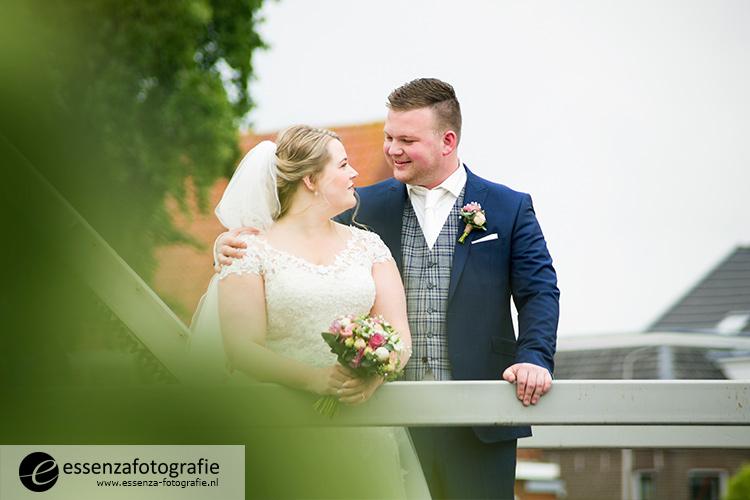 Bruidspaar in Hasselt