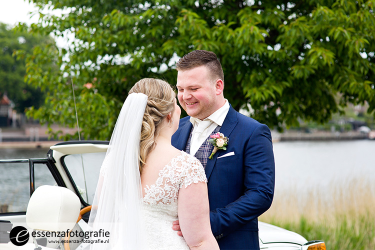 Bruidspaar Hasselt