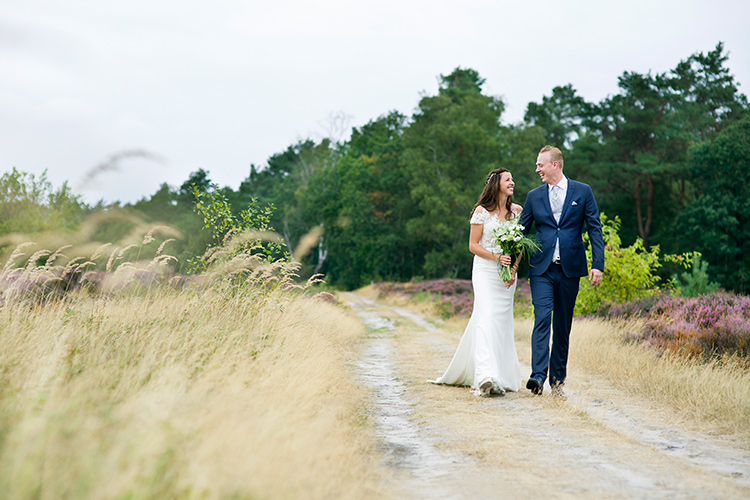 bruidsreportage Staphorst