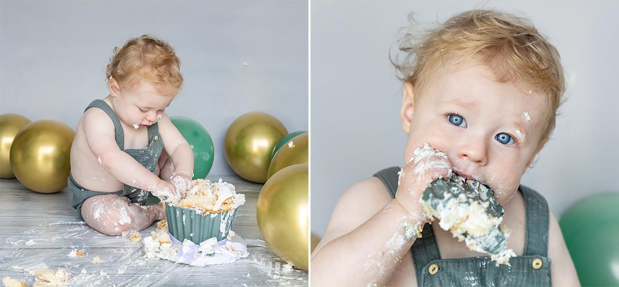 Cake smash fotoshoot Meppel