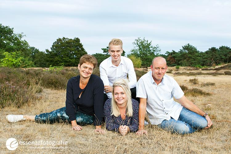 Gezinsfotoshoot Drenthe