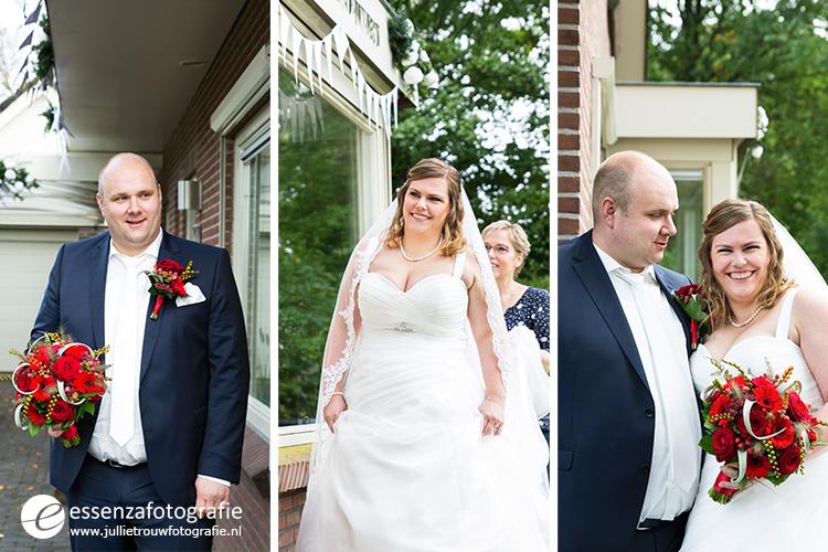 Bruidsreportage Epe