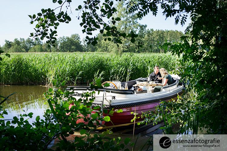 verlovingsshoot Giethoorn
