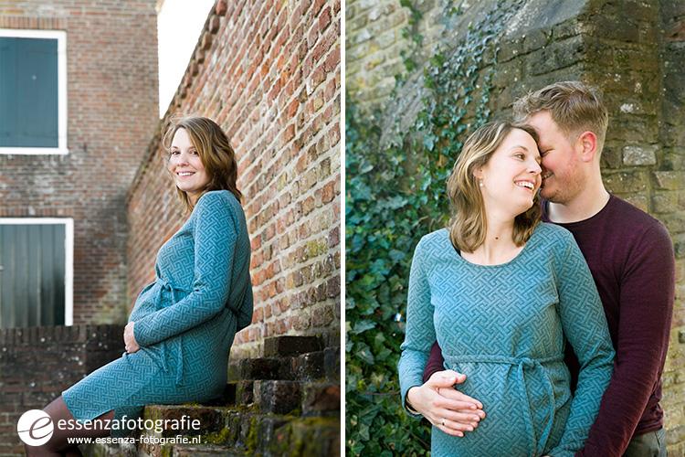 Zwangerschapsfotoshoot Hattem