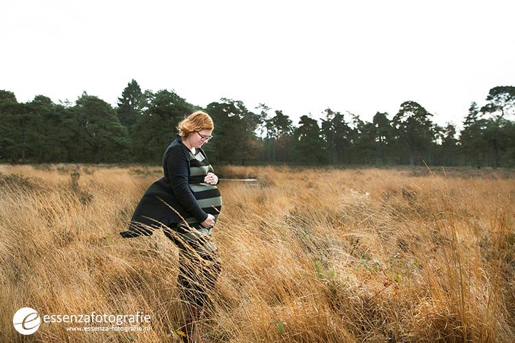 Zwangerschapsfotoshoot Heerde